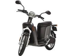 Scooter elétrica ASKOLL eS3 Cinzenta