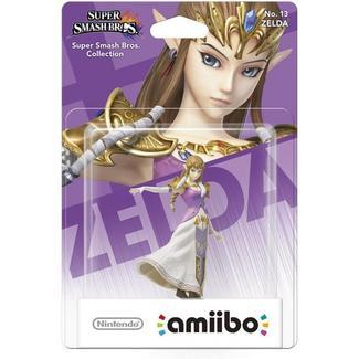Amiibo Smash – Figura Zelda