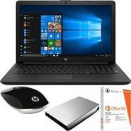 HP 15-da0018np + Office 365 + Disco Externo + Rato