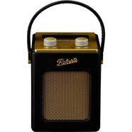 Rádio Portátil ROBERTS Revival Mini Preto