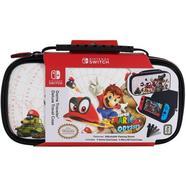 Bolsa de Viagem Deluxe Super Mario Odyssey Branco Nintendo Switch