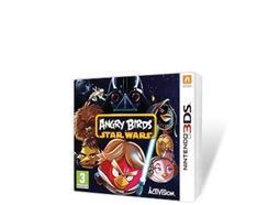 Jogo Nintendo 3DS Angry Birds Star Wars