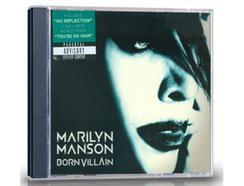 CD Marilyn Manson – Born Vilain