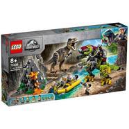 LEGo Jurassic World: T. Rex vs. Dinosauro Robótico