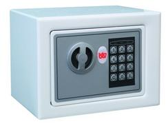 Cofre BTV Promo 1 Branco Standard COFRE BTV PROMO 1 BRANCO (Grande Nível Segurança; Capacidade 5 L)