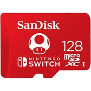 SanDisk 128GB MicroSDXC UHS-I Card para Nintendo Switch