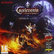 Jogo Nintendo 3DS Castlevania L.O.S. Mirror of Fate