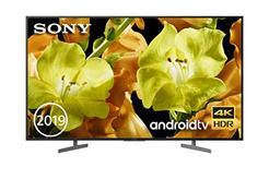 "TV SONY KD65XG8196BAEP (LED – 65"" – 165 cm – 4K Ultra HD – Smart TV)"