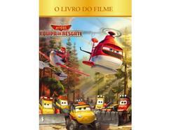 Livro Aviões Equipa de Resgate: O Livro Do Filme de vários autores