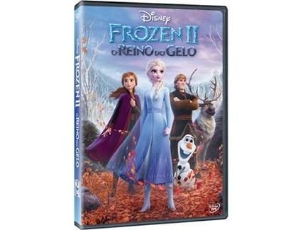 DVD Frozen 2 – O Reino do Gelo