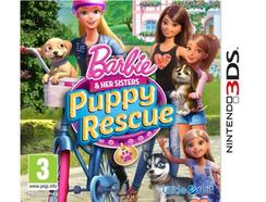 Jogo Nintendo 3DS Barbie & her Sisters:Puppy Rescue
