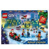 LEGO LEGO City Calendário do Advento