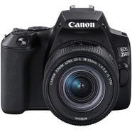 Câmara reflex Canon EOS 250D com Objetiva EF-S 18-55IS STM – Preto