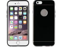 Capa MUVIT iPhone 6/6S PRO Alumínio Preta