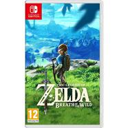 The Legend of Zelda: Breath of the Wild – Nintendo Switch
