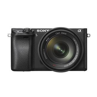 Sony Alpha α6300 + SEL1670Z Vario-Tessar T* E 16 – 70mm f/4 ZA OSS (Preto)