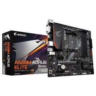 Gigabyte Aorus A520M Aorus Elite