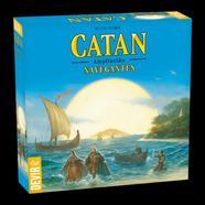 Jogo Os Navegadores de Catan Expansão Devir