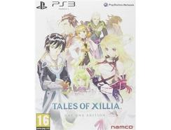 Jogo PS3 Tales Of Xillia (Day One Edition)