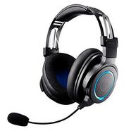 Auscultadores Gaming sem Fio AUDIO-TECHNICA ATH-G1WL (Over Ear – Microfone – PC)