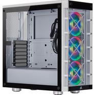 Caixa ATX Corsair iCUE 465X RGB Mid-Tower Branco