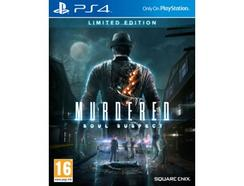 Jogo PS4 Murdered Soul Suspect (Limited Edition)