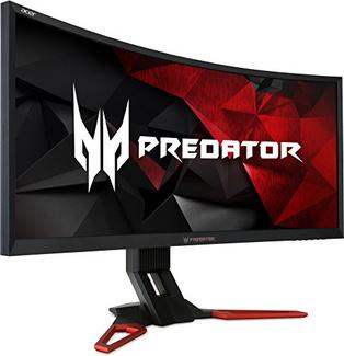 Acer Predator XZ350CU 35″ Preto, Prateado