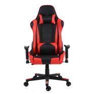 F92 Cadeira Gaming Vermelha/Preta