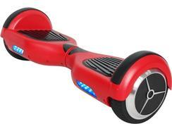 "Hoverboard SKATEFLASH 6,5"" Vermelho + Bolsa"