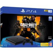 Consola PS4 1TB + Call Of Suty Black Ops 4