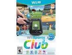 Jogo Nintendo WII U Sports Club