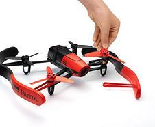 Parrot Para-Choques para Drone Bebop Vermelho