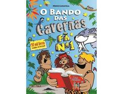 Livro O Bando das Cavernas N.º 14 de Nuno Caravela