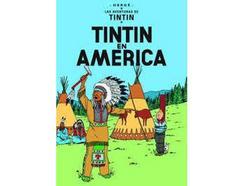 DVD Tintin En America (Edição em Espanhol)