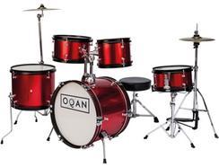 Set Bateria Acústica OQAN Qpa-5 Junior
