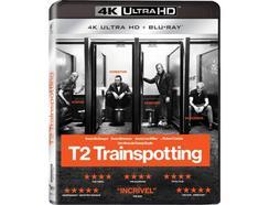Blu-Ray 4K + Blu-Ray T2 Trainspotting