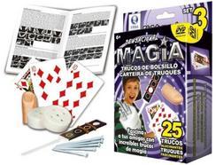 Conjunto de Magia de Bolso HANKYPANKY 25 Truques Nº3