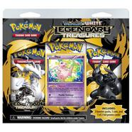 Pokémon: Tesouros Misteriosos Blister Pack 3