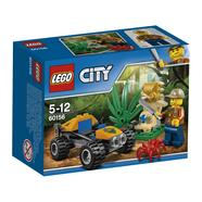 LEGO City Exploração da Selva: Buggy da Selva