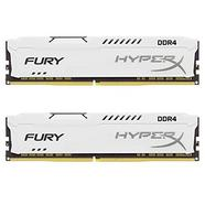Memória RAM DDR4 KINGSTON HyperX Fury 32 GB (2133 MHz – CL 14 – Branco)