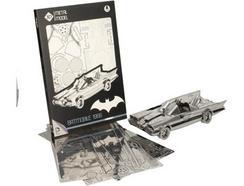 Kit Modelo Metal 3D DC COMICS Batmobile 1966