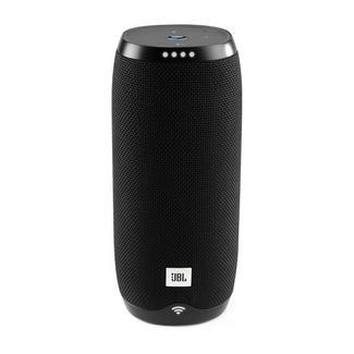 Coluna Portátil JBL Link 20 com Bluetooth e Google Assistant – Preto