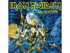 Vinil Iron Maiden – Live After Death
