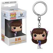 Porta-chaves FUNKO POP! Overwatch: D.Va