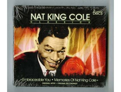 CD Nat King Cole – Embraceable You