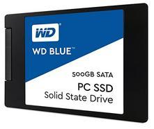 Western Digital Blue 500GB SATA III
