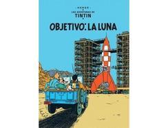 DVD Tintin Objetivo La Luna (Edição em Espanhol)