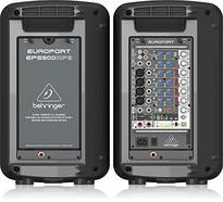 Coluna BEHRINGER Europort EPS500MP3