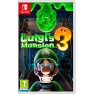 Jogo Nintendo Switch Luigi's Mansion 3 ( Ação/ Aventura – M7)