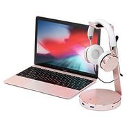 Headphones SATECHI ST-AHPR Rose Gold